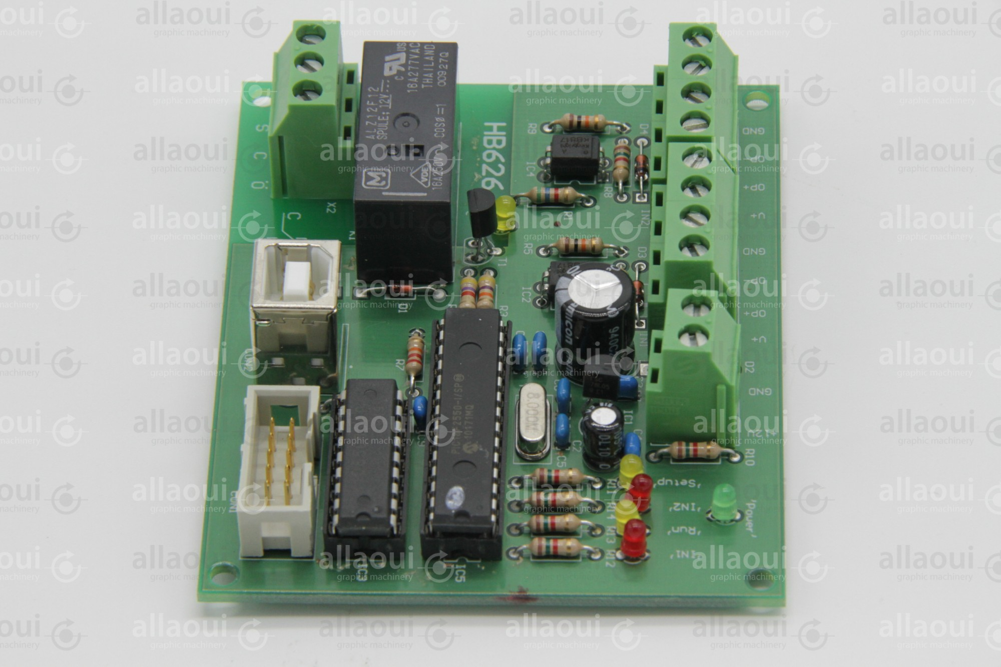 H-Tronic Relay