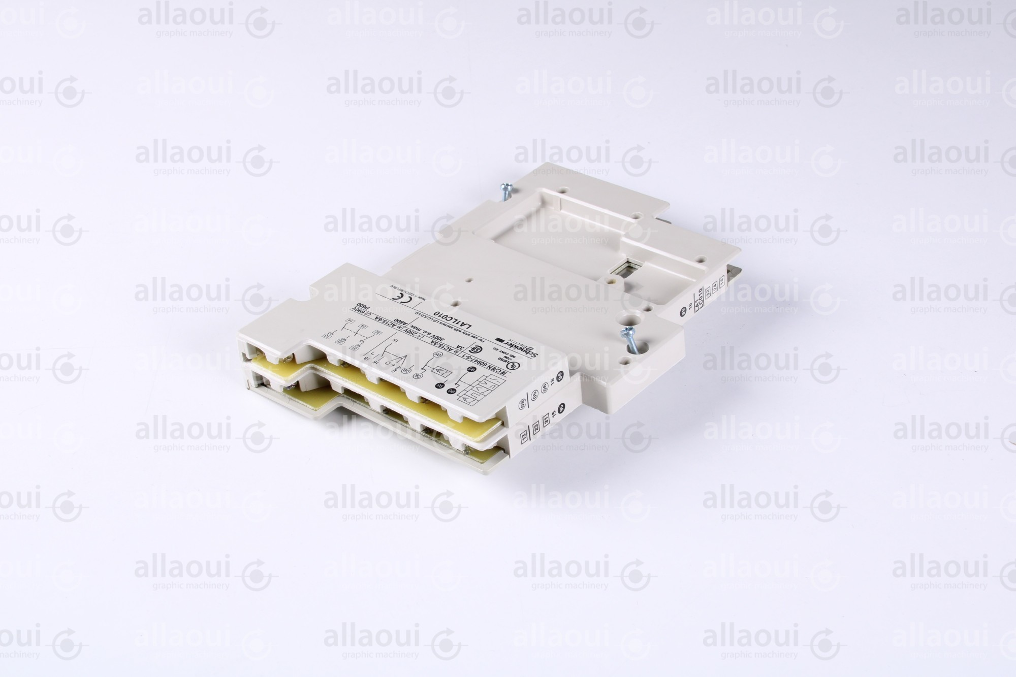 Schneider Electric Auxiliary Contact